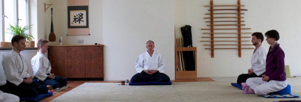 Aikido und Zen