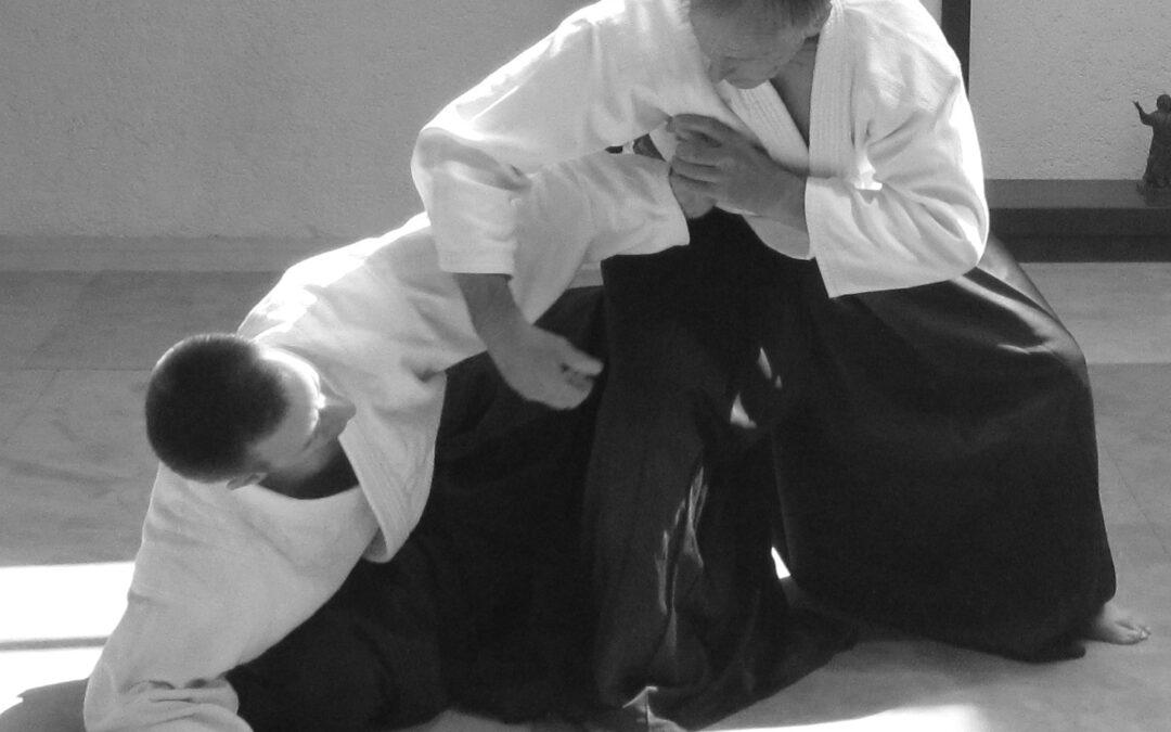 Aikido im Oktober zum Ausprobieren