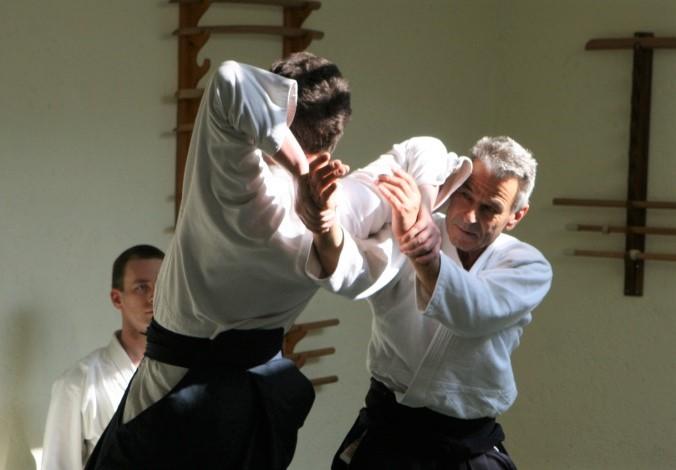 Aikido und Iaido Herbst 2021