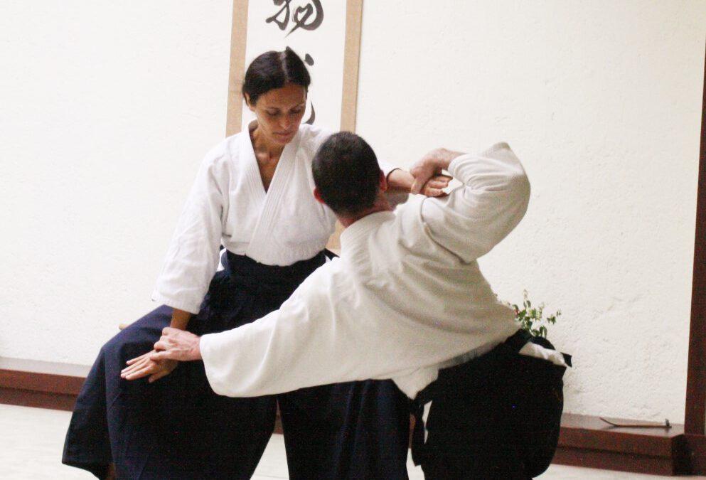 Aikido zum Ausprobieren im September